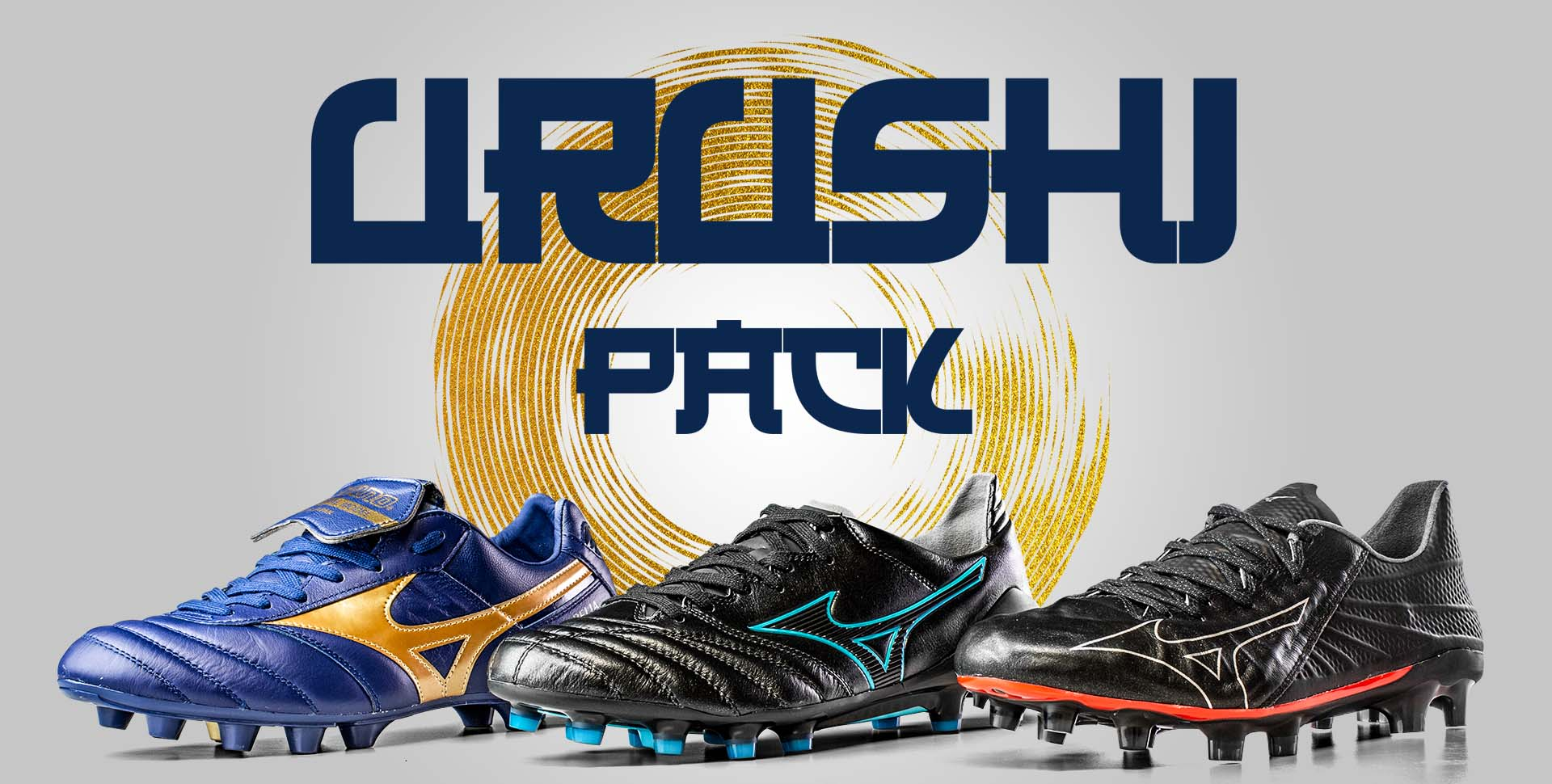 Urushi Colour Pack- Football Boots